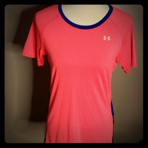 EUC Under Armour Heat Gear Women's Shirt